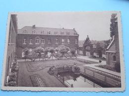 Kostschool O.L.Vrouw Van Vlaanderen - Voorhof - Zicht Op Het Noviciaat ( Thill ) Anno 1937 ( Zie Foto's ) ! - Kortrijk