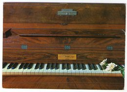 CPM     PIANO DE CHOPIN     VALLDEMOSA - Belle-Arti