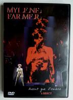 DOUBLE DVD MYLENE FARMER Avant Que L'ombre A BERCY - Comedy