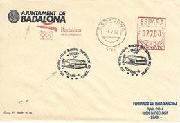 Barcelona'92 Olympics - Badalona Mechanical Franchise - Barcelone