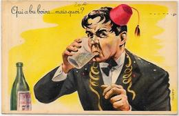 CPSM Carrière Louis Alcool Alcoolisme Circulé Photochrom 381 - Carrière, Louis