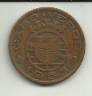 1 Escudo 1953 Cabo Verde - Cap Vert