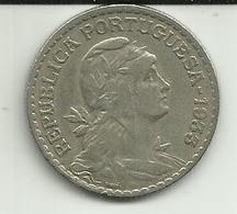 1 Escudo 1933 Guiné Bissau - Guinea-Bissau