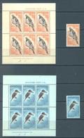 NEW ZEALAND - MVLH/* - 1960 - HEALTH - Sc B59-60 Yv Bloc 7-8 Mi 413-414 MS804b - Lot 17113 - NEARLY MNH/** - New Zealand