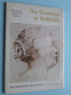 The DRAWINGS Of RUBENS The Hermitage Collections LENINGRAD ( Format 21 X 15 Cm. ) Anno 1977 ( Zie Foto's ) ! - Russie