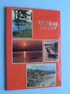 VIET NAM Post Card ( Carnet Of 10 Cards ) Fine Arts Editions - Anno 19?? ( Zie Foto's ) ! - Viêt-Nam