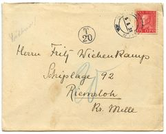 Sweden 1931 Cover Sätra Fabriker To Riemsloh, Kr. Melle, Germany, Postage Due - Suède