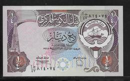 Koweit - 1/4 Dinar -  Pick N°17  - NEUF - Koweït