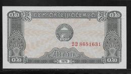Kampuchéa - 0,2 Riel -  Pick N°26  - NEUF - Banknotes