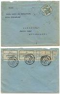 "Czechoslovakia 1935 Cover & Letter Uherčice - ""Moravia"" Edelpelztierfarm - Czechoslovakia"