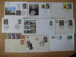 Österreich- Belege Lambach, Ideal Für Heimat- Und Stempelsammler - Austria