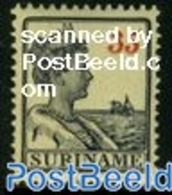 Suriname, Colony 1913 35c, Stamp Out Of Set, (Mint NH), Stamps - Stamps