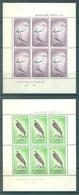 NEW ZEALAND - MVLH/* - 1961 - HEALTH - Sc B61-62 Yv Bloc 9-10 Mi 416-417 MS807a - Lot 17114 - NEARLY MNH/** - Blocks & Sheetlets