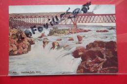 Cp American Falls Idaho N 621 - Etats-Unis