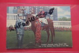 """Cp """" Citation"""" Kentucky Derby Winner 1948 One Of The Greatest Race Horses Of All Time - Louisville"""