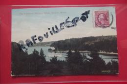 Cp  The Penobscot ( Maine's Rhine) Bangor - Etats-Unis