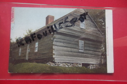 Cp  Garrison House Dover 270 Years Old - Dover