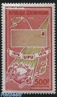 Central Africa 1974 UPU Centenary 1v, (Mint NH), Stamps - U.P.U. - U.P.U.