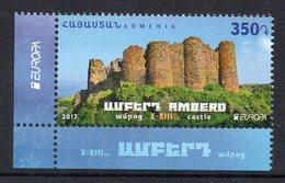 ARMENIE - ARMENIA - 2017 - EUROPA - CHATEAU - CASTLE - - Arménie