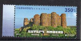 ARMENIE - ARMENIA - 2017 - EUROPA - CHATEAU - CASTLE - - Armenia