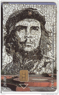 CUBA - Monument, Che Guevara, Tirage 30000, 08/01, Used - Cuba