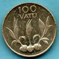 (r65)   VANUATU  100 Vatu  1995 - Vanuatu