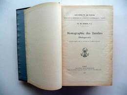 Monographie Des Betsileo Madagascar H. M.Dubois Institut D'Ethnologie Paris 1938 - Books, Magazines, Comics