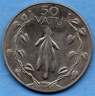 (r65)   VANUATU  50 Vatu  1999 - Vanuatu