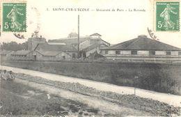 (78) Yvelines - CPA - Saint-Cyr-l'école - Université De Paris - La Rotonde - St. Cyr L'Ecole