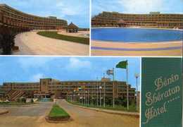 BENIN Sheraton Hotel Arch Martial Sodogandji , Nabil Fakry Et Bekaye Camara - Benin