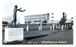 N°1217 A -cpsm Universidad De Panama - Panama
