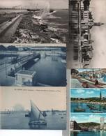 LOT DE  15 CPA  DE SETE  HERAULT 34 - Cartes Postales