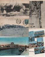 LOT DE  11 CPA  DE PALAVAS  HERAULT 34 - Cartes Postales