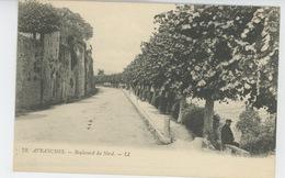 AVRANCHES - Boulevard Du Nord - Avranches