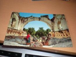 Ruins Og Antigua - Guatemala