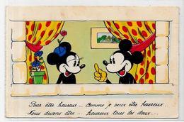 CPA Disney Mickey Mouse écrite Séphériadès - Disney