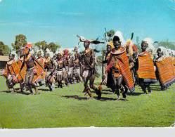 Afrique > KENYA East African Dancers (dance Danseurs) (- Editions : N°J 12 ) *PRIX FIXE - Kenya
