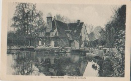 ST PREST Moulin De La Roche - Autres Communes