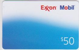 GIFT CARD - USA - EXXON-009 - Gift Cards