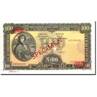 Billet, Ireland - Republic, 100 Pounds, 1970-75, Specimen, KM:69a, NEUF - Irlande