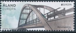 "ALAND/Alandinseln EUROPA 2018 ""Bridges"" 1v** - 2018"