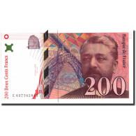 France, 200 Francs, 200 F 1995-1999 ''Eiffel'', 1996, 1996, SPL+, Fayette:75.3a - 1992-2000 Ultima Gama