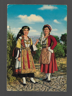 Athènes Costumes Grecs - Griechenland
