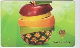 GIFT CARD - USA - JAMHA JUICE-045 - FRUITS - Gift Cards