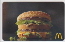 GIFT CARD - USA - MC DONALD'S-2017--01 - Gift Cards