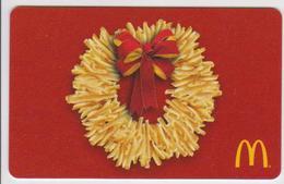 GIFT CARD - USA - MC DONALD'S - Gift Cards