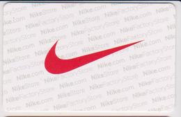 GIFT CARD - USA - NIKE-080 - Gift Cards
