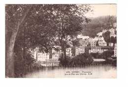 92 Sèvres Panorama Pris Du Parc Aux Chèvres - Sevres