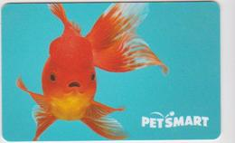 GIFT CARD - USA - PET SMART-SV1604554 - FISH - Gift Cards