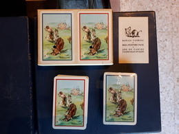 JEUX DE CARTES ANCIENS HERACLIO FOURNIER TOREADORS TAUROMACHIE ESPANA  1945  & - Playing Cards (classic)